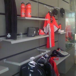 Shop in shop løsning Mitsubishi - Australien