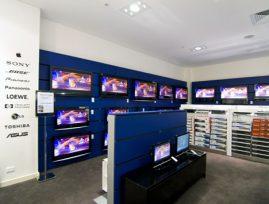 David Jones butik - Australien