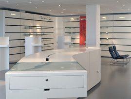Butiksystem for Sony Nordic i Skandinavien