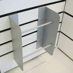 Holder for kableruller nr 1080. Inkl. 2 sæt of rør med L50cm og L100cm