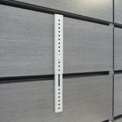 Extension fitting type nr. 1070/T-EX for 1070/T ved ophæng af store fladskærme. Sælges sætvis.