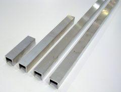 Afstandsrør type nr 1000/A i længerne 11, 30, 63,5 og 115,5cm. Bruges sammen med grundbeslag type nr. 1000