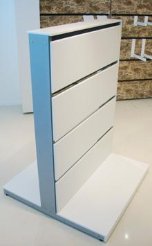 Her er brugt the lave podie 1105/GL-104 som også fås i bredden 52cm, 1105/GL-52