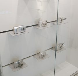 Det er et stort udvalg af fittings for glas unit 1124/136 her metal hylder