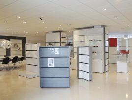 Showroom Præstegaard - Danmark