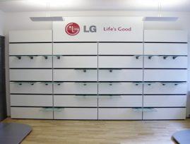 Showroom LGE - Stockholm, Sverige