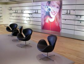 Showroom Sony - Oslo, Norge